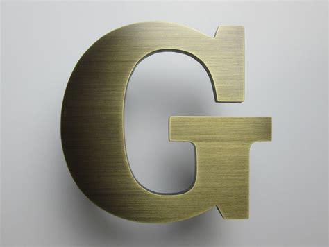 metal letters metal letters