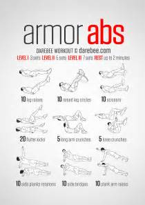 Ab Workout 20 Stomach Burning Ab Workouts From Neilarey