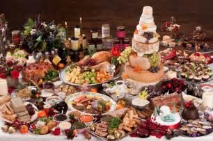 Easy Christmas Dinner Party Menu - chefs christmas feast