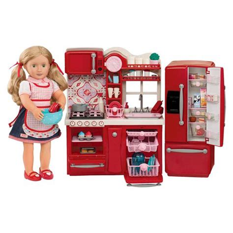 Set Og our generation gourmet kitchen set og gourmet kitchen