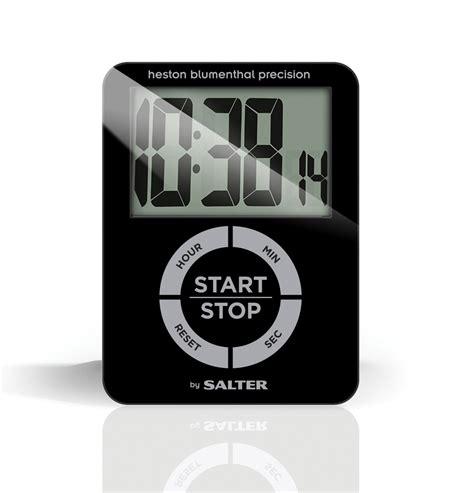Jam Meja Digital Unik Portable Magnet Count Timer salter 391 hbbkxr electronic heston blumenthal precision