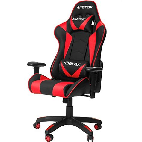 best cheap gaming chairs merax merax gaming chair high back computer chair ergonomic design racing chair gaming chair