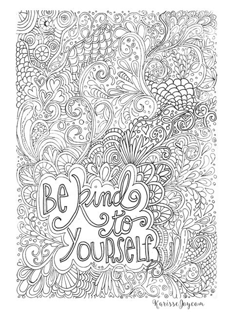 coloring book yourself printable difficult coloring page favourites