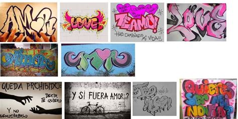 imagenes de grafitisde love las mejores aplicaciones para aprender a dibujar graffitis