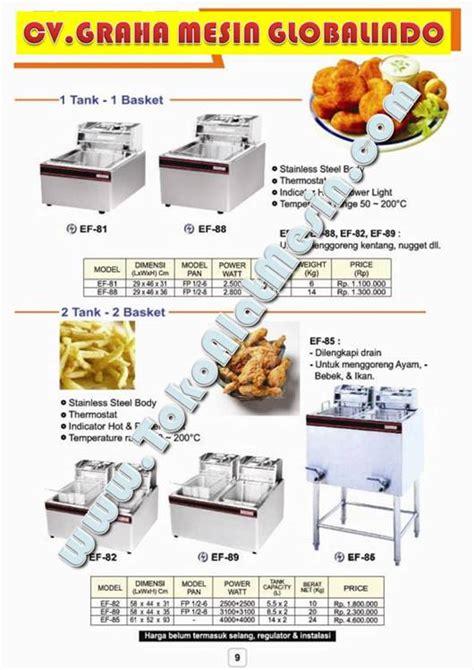 Mesin Penggorengan Kentang Dan Ayam mesin penggoreng frying mesin menggoreng kentang