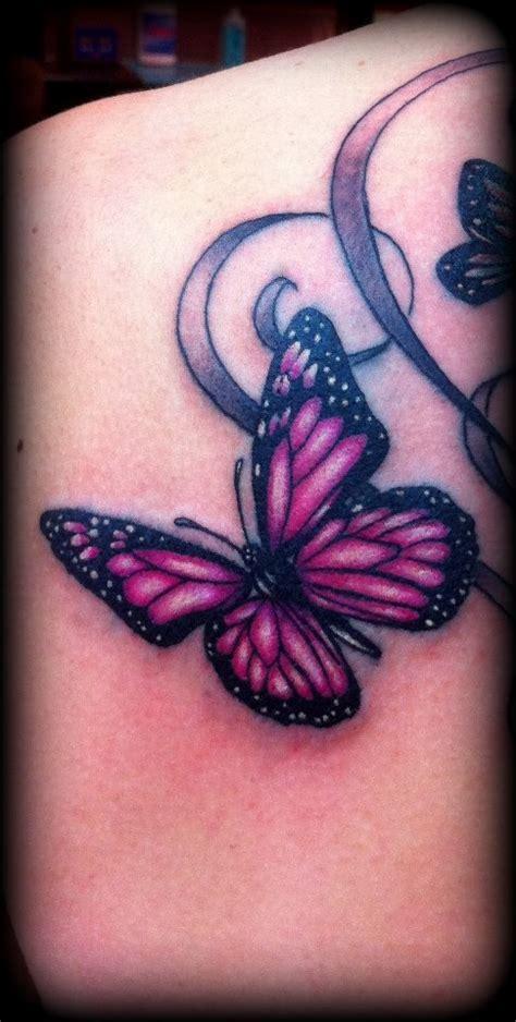 hd tattoo butterfly hd pink and purple butterfly tattoos design idea