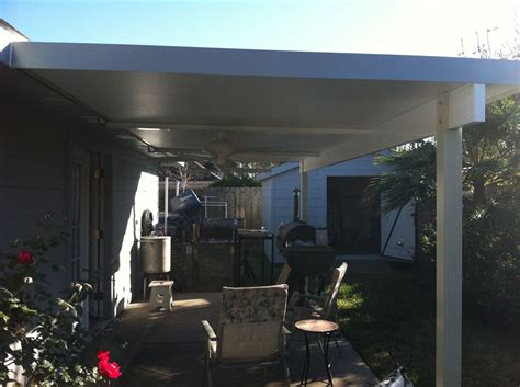 Patio Covers Baytown Tx Aluminum Patio Cover Baytown 187 A 1