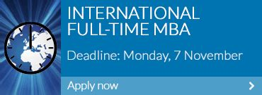 Rotterdam Business School Mba Fees by Applying To The Time Mba Programme International
