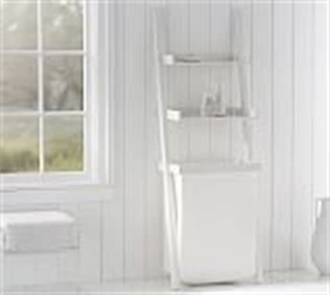 ainsley the toilet ladder ainsley the toilet ladder with baskets pottery barn