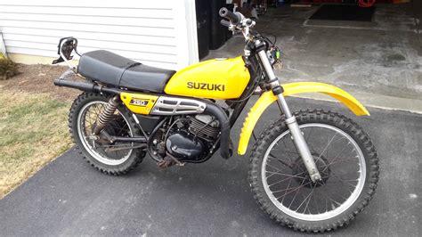 1980 Suzuki Ts 250 1979 Suzuki Ts 250 Er Pics Specs And Information