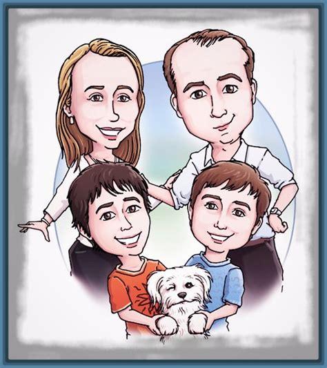 Imagenes Sobre La Familia En Caricatura | divertida imagen de la familia en caricatura imagenes de
