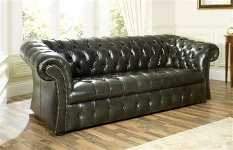 furniture leather sofa elegent leather chesterfield the chesterfield company