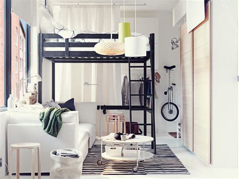 Ikea Small Bedroom Ideas | ikea ideas for small appartments