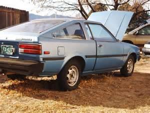 1980s Toyota Marc3tc 1980 Toyota Corolla Specs Photos Modification
