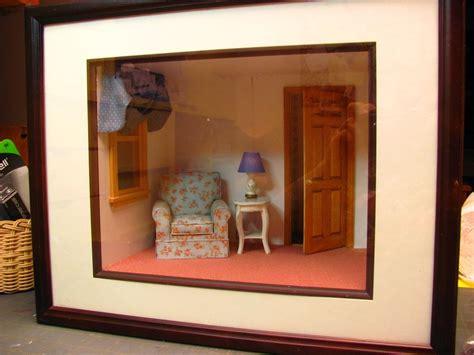 Dollhouse Room Box by Dollhouse Miniature Furniture Tutorials 1 Inch Minis Room Box Tutorial Building A Foam