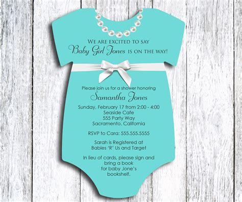 Onesie Baby Shower Invitation Theruntime Com Onesie Baby Shower Invitations Template