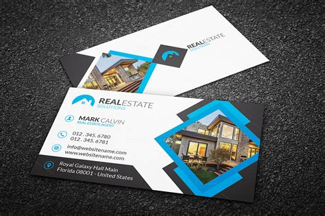 3 Stylish Real Estate Business Card Templates by Real Estate Business Card 42 Business Card Templates On