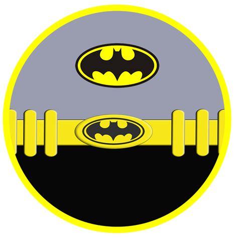 Topper Batman I batman toppers for cupcakes images