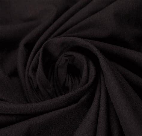 Sweater Xiaoguizu Black Material 100 Cotton 4 100 Cotton Black Fabric