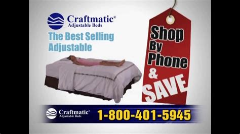 craftmatic tv commercial shop by phone ispot tv