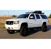 Custom Chevrolet Suburban Lifted  Off Road Wheels