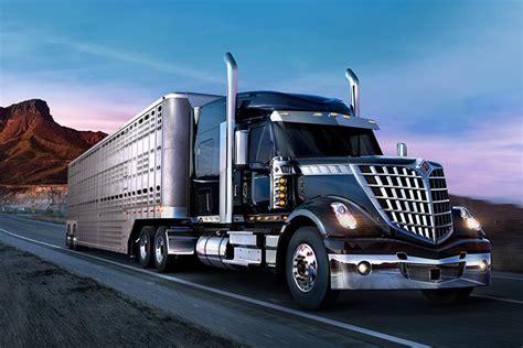 lonestar international trucks