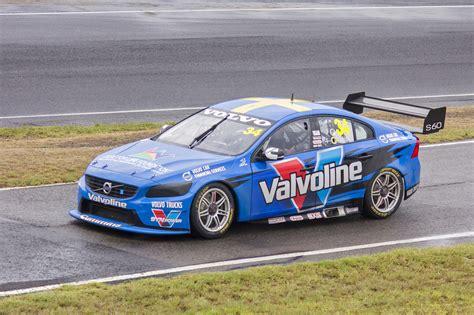 filerobert dahlgren  volvo polestar racing australia car  departing pitlane