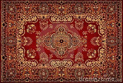 Luxury Interior Design Home Persian Carpet Texture