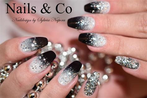Nageldesign Nailart by Schwarz Wei 223 Nail Co