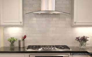 Marble Subway Tile Kitchen Backsplash - 10 subway white marble backsplash tile idea