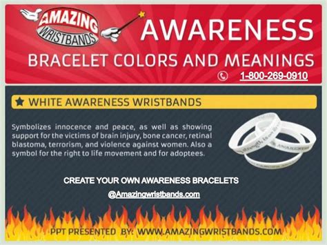 bracelets colors and meanings awareness bracelet colors and meanings