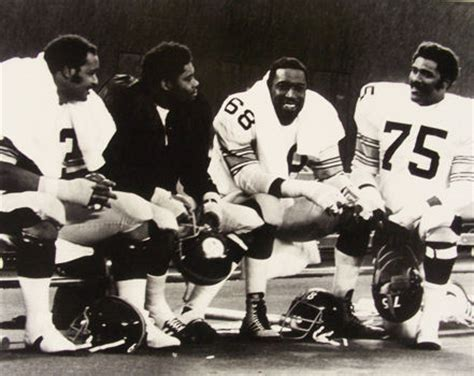 who were the members of the steel curtain the nfl pro football hof cheated l c greenwood
