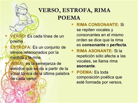 poema con estrofas poemas con estrofas versos y rimas images