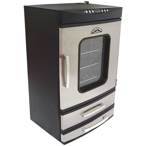 landmann smoky mountain 40 quot electric smoker 588489