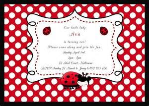 Free Ladybug Invitation Templates Invitation Template Free Printable Ladybug Baby Shower Invitations Templates