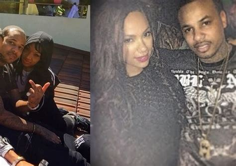 chinx love hip hop wife erica mena slams malika haqq using chinx for publicity