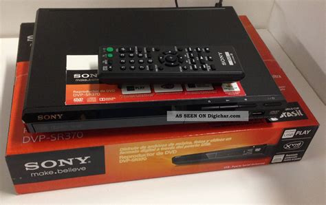 Sony Dvd Player Dvp Sr370 sony dvp sr370 dvd player available at shopclues for rs 2375
