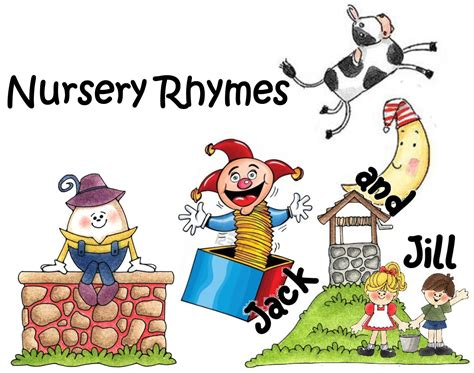 nursery rhymes nursery rhyme clipart dothuytinh