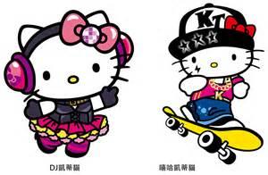 百變hello kitty 40週年特展 赫本 夢露等超卡哇伊凱蒂貓造型萌翻登場 beautimode 創意生活風格網