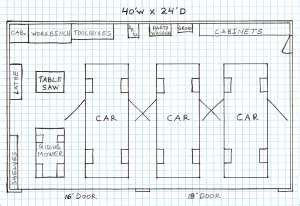 garage floor plan make sure your garage floorplans are