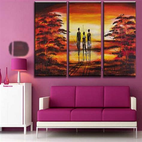 painting decor shop popular india wall art from china aliexpress