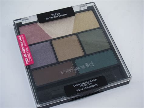 Color Icon Eyeshadow Palette The n no neutral ground color icon eyeshadow medley palette review swatches musings of
