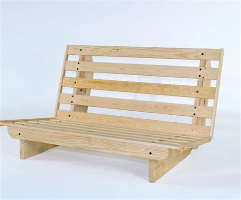 wooden futon frame futon frame wood