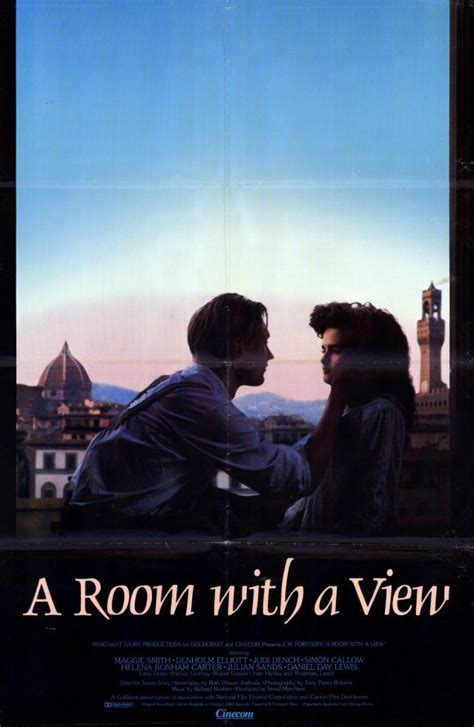 A Room With A View 1986 Review And Trailer by The 80s Are Back 20 Rad 1980s Poster Designs