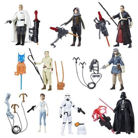 3 inch figures wars rogue one 3 3 4 inch figures wave 2