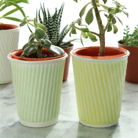 ceramic succulent planter succulent pot ceramic planter by helen ceramics