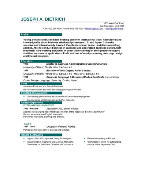 college resume no experience you can write great student resumes student resume sle