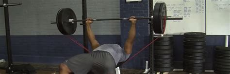 bench press stronglifts how to use power bands for bench press benches