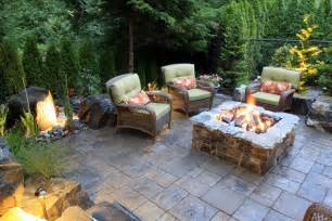 Patio Pictures With Fire Pit by Photos Hgtv