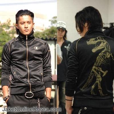 Jas Gakuran Premium Premium jaket crows zero takiya genji t rex dinosaurus jas